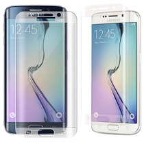 Mica Glass Celular Samsung S6 Edge Plus G928 Transparente
