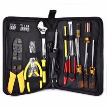 Manhattan Tools Kit De Herramientas Para Técnicos 25 Pzas