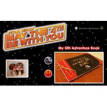Star Wars, Libreta, My Sith Adventure Book
