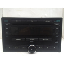Autoestereo Original Dodge Attitude Cd Mp3 Aux Como Nuevo