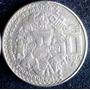 2 Monedas Antiguas 50 Pesos Coyolxauhqui 1984