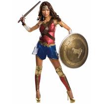 Disfraz De Lujo De Mujer Maravilla Wonder Woman Para Damas