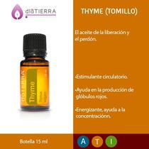 Doterra Aceite Esencial De Tomillo