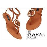 Oferta**  Sandalias Juicy Couture Modelo Athena De Piel