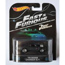 1970 Dodge Charger Rt Rapido Y Furioso Retro E 2015