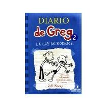 Libro Diario De Greg 2 La Ley De Rodrick