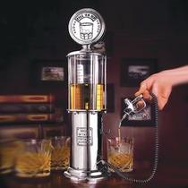 Dispensador De Bebidas Bomba De Gas Vintage 1930`s