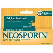 Primeros Auxilios Neosporin Ungüento De Antibiótico De 1 Onz