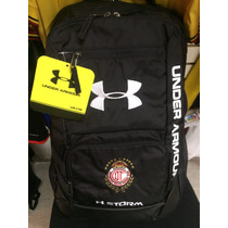 Mochila Back Pack Under Armour Diablos Rojos De Toluca 2016