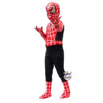 Disfraz Hombre Araña Spiderman Capitan America Super Héroes