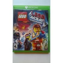 Xbox One The Lego Movie Videogame $385 Pesos Seminuevo V / C