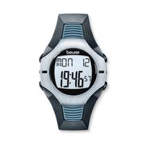Reloj Deportivo C/pulsometro Frecuencia Cardiaca Beurer Pm26