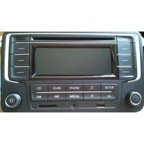 Radio Vw Original Bora Vento Jetta A6 - Golf - Gti