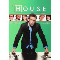 Dr. House Temporada 4, Serie De Tv En Dvd En Formato Dvd