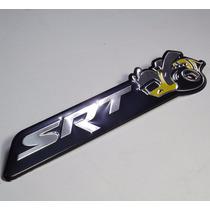 Emblema Srt4 Srt8 Neon Caliber Charger Hellcat Super Bee
