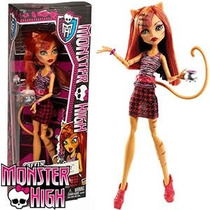 Remato Monster High Toralei Café