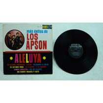 Mas Exitos De Los Apson ¡ Aleluya ! 1964 Lp Rock And Roll