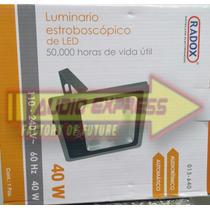 Luz Estroboscopico De Led Audioritmico 013642