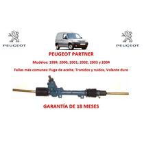 Caja Direccion Hidraulica Cremallera Peugeot Partner 2003