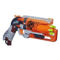 Nerf Zombie Huelga Hammershot Blaster