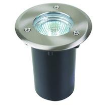 Tecnolite H-600/aci Luminario Empotrar En Piso De Acero Inox