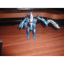 Bakugan Mechtanium Surge Blue Aquos Venexus Mechtogan