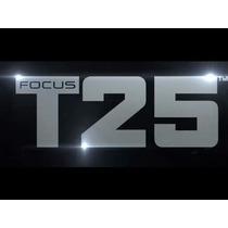 Focus T25 Alpha Beta & Gamma + Liga, Insanity, Crossfit