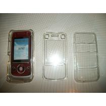 Wwow 2 Crystal Case Sony Ericsson W760 Excelentes!!!