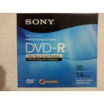 Dvd-r For Handycam