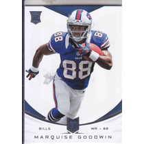 2013 Momentum Base Thick Rookie Marquise Goodwin Wr Bills