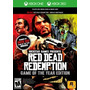 ® Red Dead Redemption Game Of The Year Xbox 360 Xbox One  ®