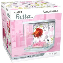 Marina Betta Kit Tema Floral