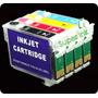 Cartuchos Rellenables Compatibles Para Epson. Muchos Modelos