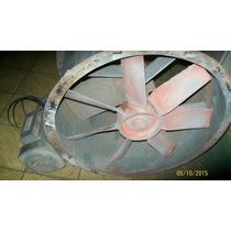 Extractor De Aire Tubo Axial Diametro 24 Pulgadas Sp