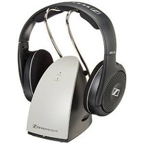 Sennheiser Rs120 On-ear Headphones Rf Inalámbrico Con Base D