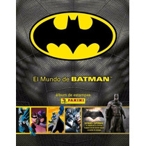 Album Completo El Mundo De Batman Panini