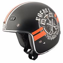 Casco De Motociclista Joe Rocket Rkt600 Estampados Moto