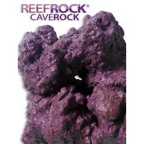 Roca Morada Fiji Importada Decoración Acuarios Peces