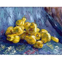 Lienzo Tela Naturaleza Muerta Y Membrillos Vincent Van Gogh