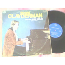 Disco Lp De Acetato Richard Clayderman, Balada Para Adelina