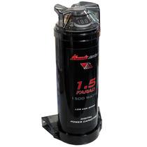 Capacitor Digital Automotriz 1.5 Faradios Rockseries