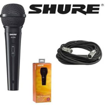 Micrófono Shure Sv200 Nuevo Envío Gratis