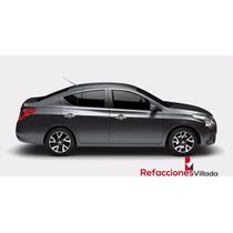 Deshueso Nissan Versa 2015 Accesorios Y Piezas Originales