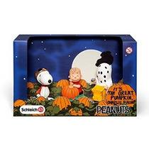 Paquete Paisaje Schleich Peanuts De Halloween
