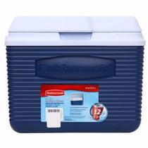 Hielera 10 Cuartos Azul A1104 Azul Rubbermaid