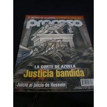 Proceso - La Corte De Azuela Justicia Bandida N°1574
