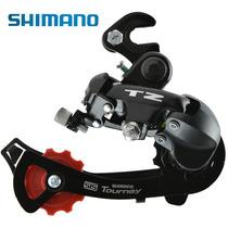 Cambio Trasero Shimano Tz40-gv Para Bicicleta 6 Velocidades