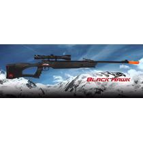 Rifle Deportivo Mendoza Black Hawk 1 Tiro-7 Tiros. + Extras
