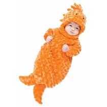 Disfraz De Pez Dorado Para Bebes Envio Gratis
