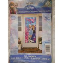 Disney Frozen Puerta Cartel Poster Para Puerta - Fiesta